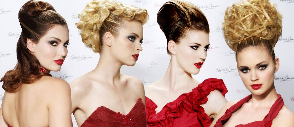 The ball season means to start thinking about formal hairstyle. Look at the big gallery of ball hairstyles. News are updated continually!