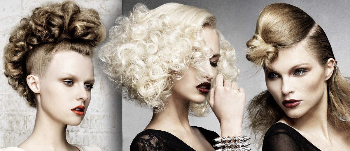 Are you blond or do you just want to be blond and are you looking for suitable blond hair for yourself? Look at an inspirative gallery with blond hairstyles.
