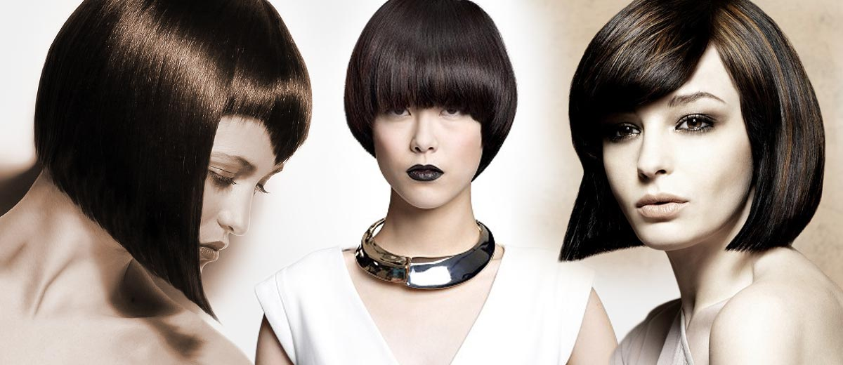 Bob haircut is among the most popular haircuts. There are many different forms: we can see short bobs and long lobs, they can be either smooth or wavy. Let's have a look!