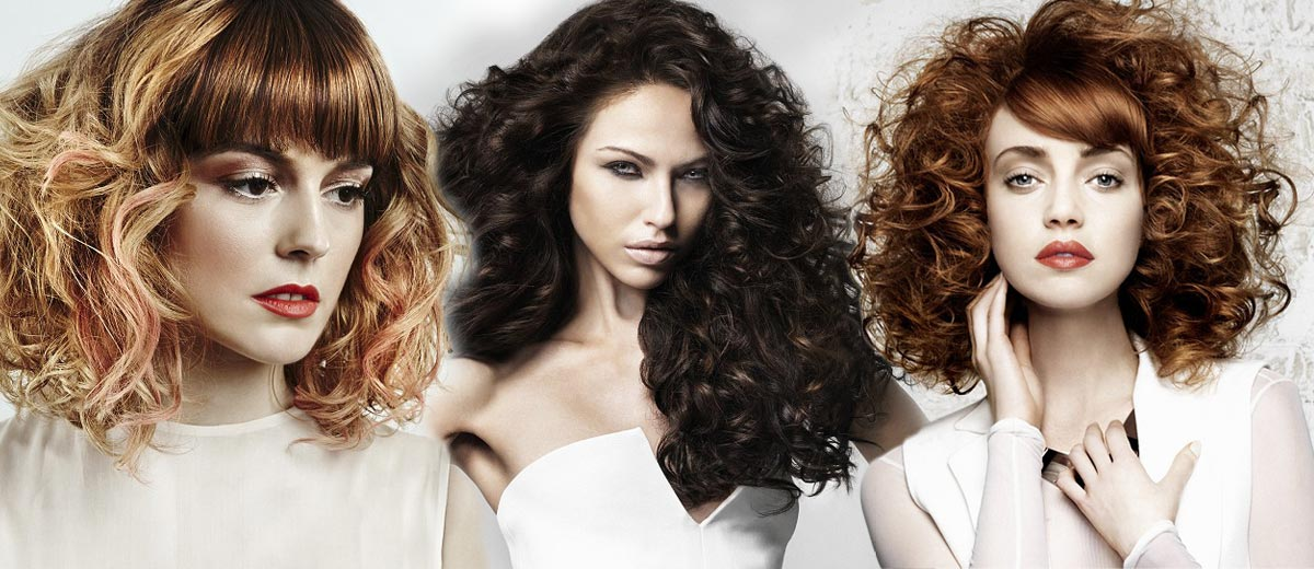 Wavy and curly hair are beautiful but we often seek for a change and that doesn't have to be easy. Our gallery can inspire you!
