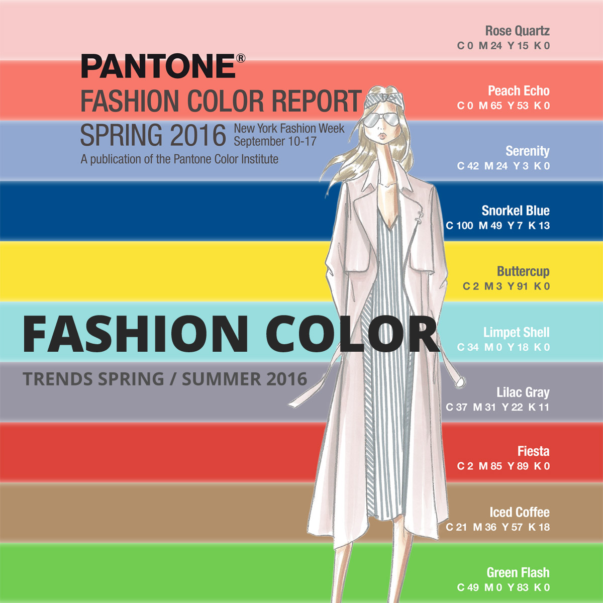 colours 2016 trendy colours for season spring and summer 2016 trendy colours for clothes - Trendy Furniture Colors