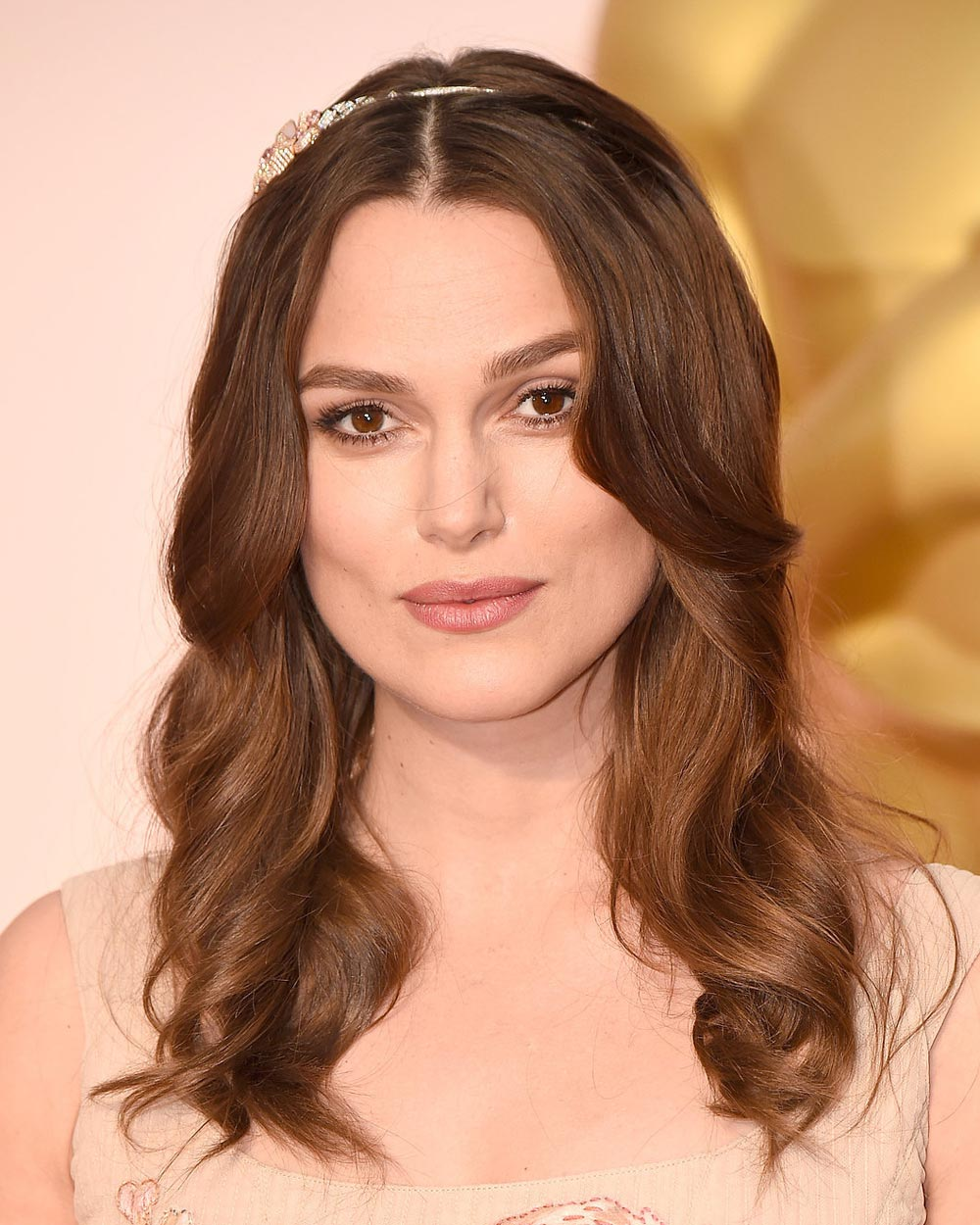 Formal hairstyles 2016: Keira Knightley´s hairstyles.
