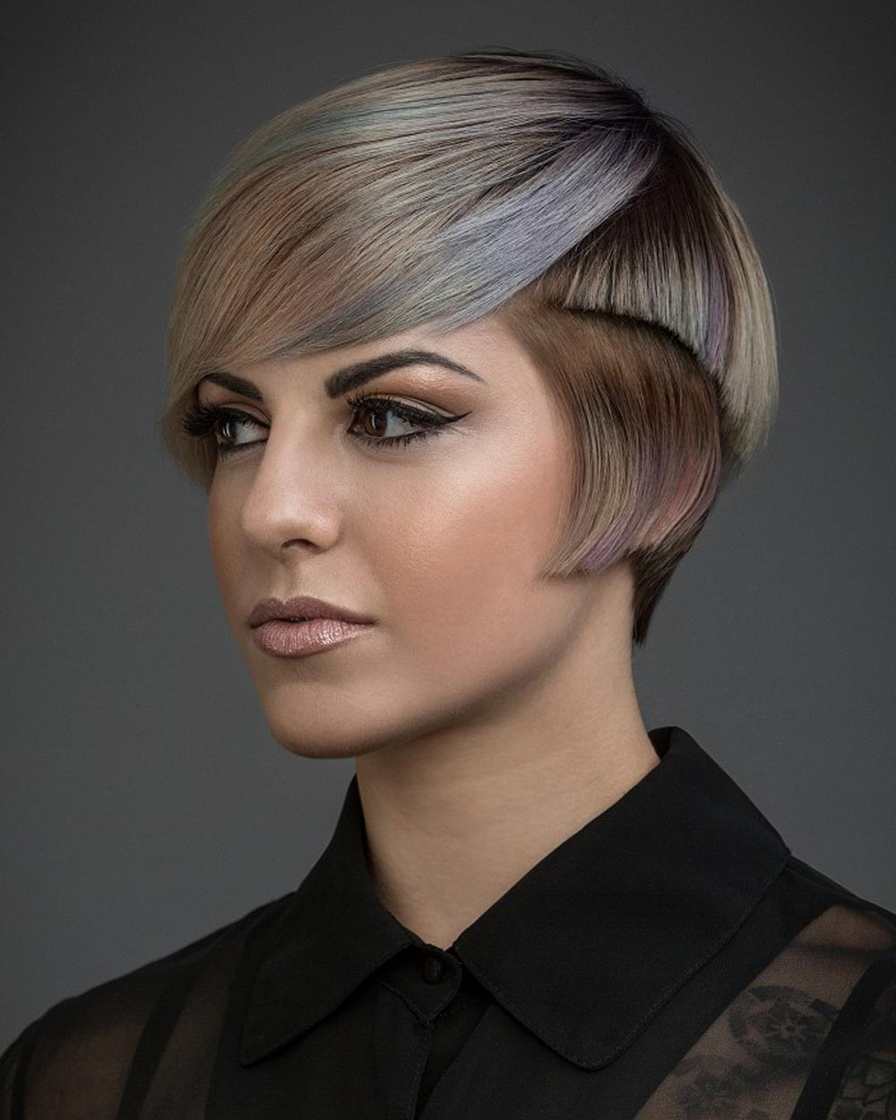 Gallery Of Hairstyles For Fall/winter