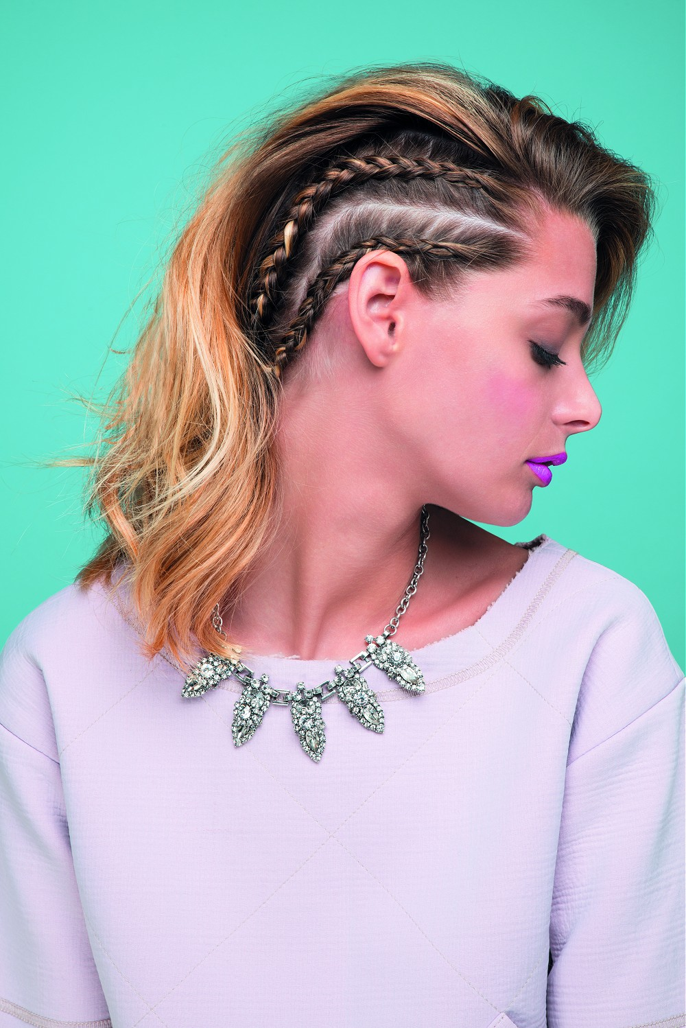 50 Hairstyles for medium lenght hair for spring and summer 2016 ...