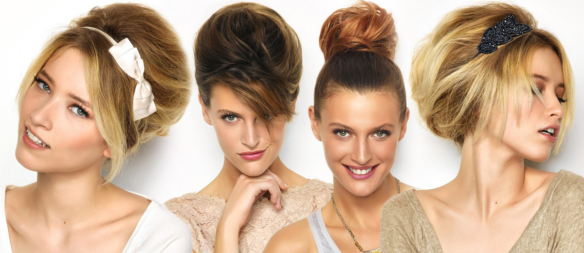 Formal and informal – that is how can bun look like. Take look at combed out hairstyles and buns in our huge photogallery of hairstyles. We are adding more one by one.
