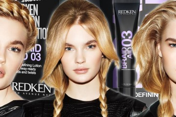 Perfectly looking plaited braids need the right styling. Look at styling for braids from Redken and tutorials how to do plaited braids.