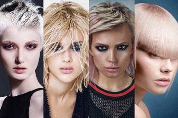 What hairstyles are in for this fall 2015 and for winter 2016? Let's have a look at women trends for short hair and trendy haircuts!