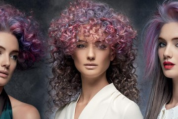 Rose Quartz and Serenity – pastel blue and pink, these beautiful colors named the colors of the year 2016 will definitely not be missing in haircolors and hairstyles, too.