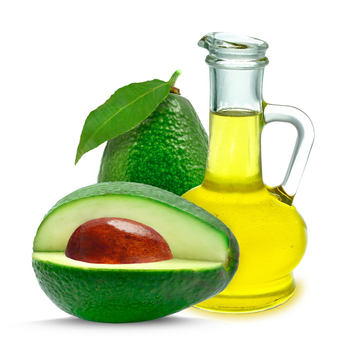 Oil and avocado for hair – separately or together, both are of useful help for natural hair care.