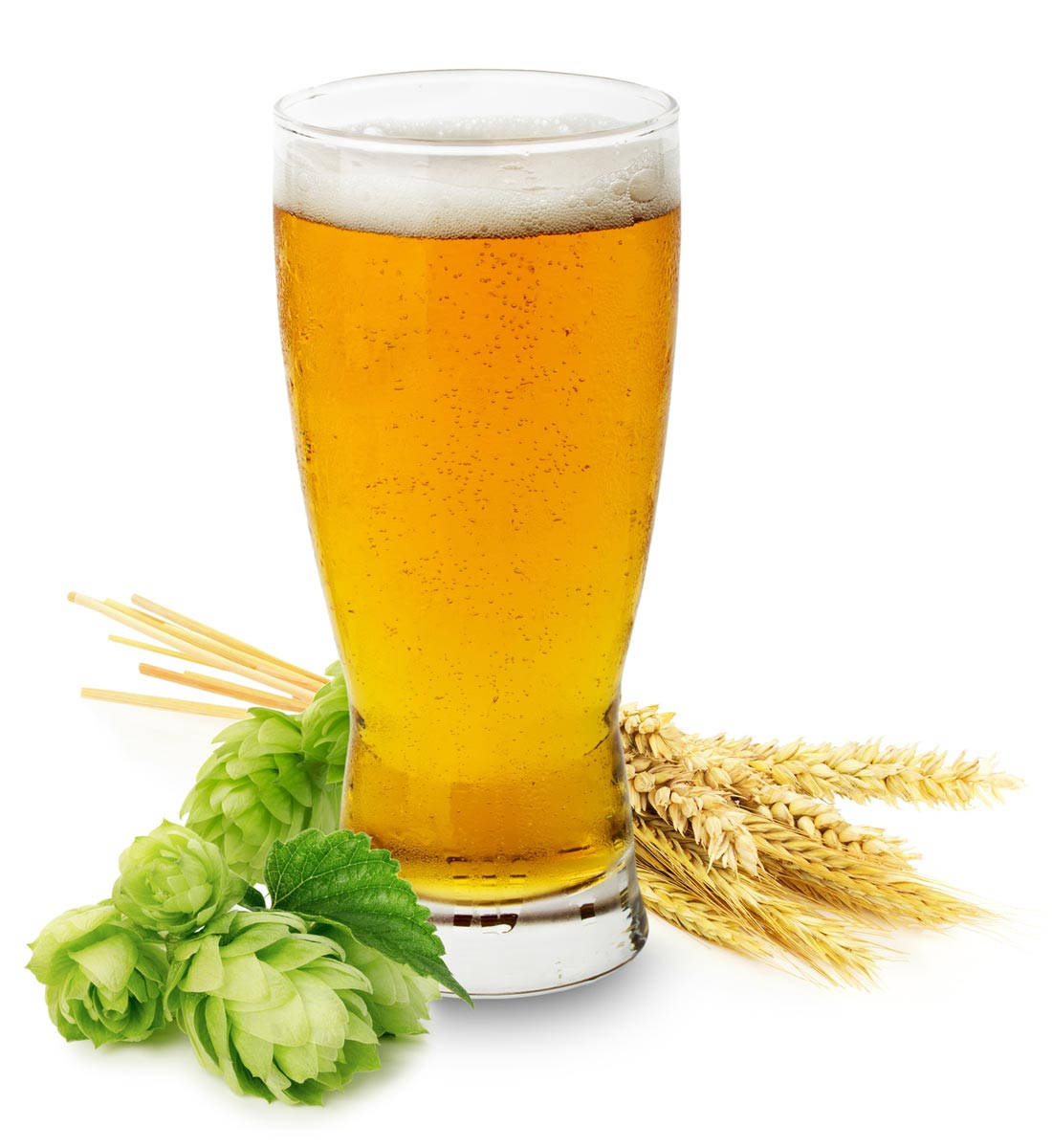 Beer for hair can be used as a styling mousse and shine enhancer.