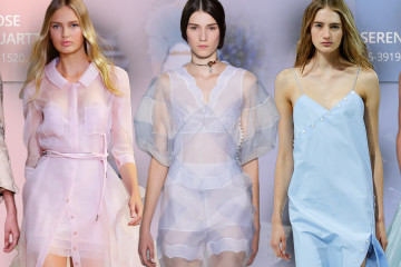 Colour of the year 2016 has increased into two colours of the year 2016 – Rose Quartz and Serenity. How we are going to wear them? Exclusively here comes – fashion 2016!