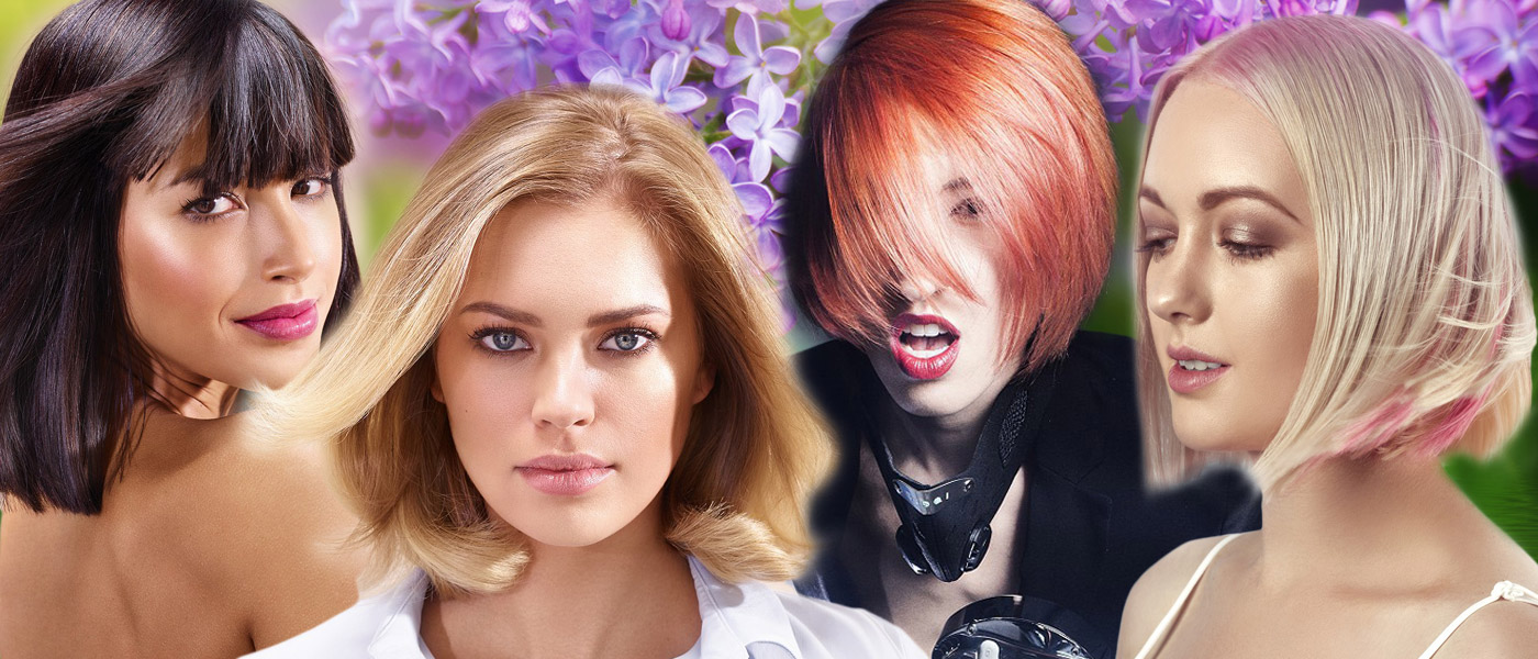 Be inspired by spring and summer 2016 hairstyles for medium length hair. Gallery 50 hairstyles for long hair will tell you what you can conjure with your hair.